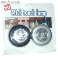 Stick Touch Lamp. Pack de 2 lámparas