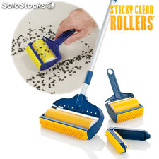 Sticky Clean Rollers Fusselrollen (3 Teile)