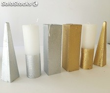 Stock 60 candele Natale