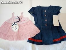 Stock bambino primavera/estate Manai total look
