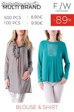 Stock Blouse and Shirt FW