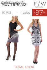 Stock Capodanno Total Look Donna