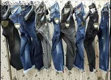 "Stock de calcas jeans para homen ""Warren Webber"""