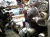 Stock de tissus assortie env 30.000Kg‏ Serge, Jeans, Lainage, Poplines.. . - Photo 3