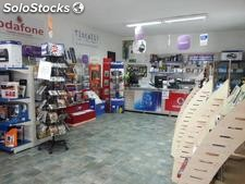 Stock di merce Informatica - Telefonia - Attrezzature elettroniche - Cartoleria