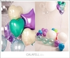 Stock globos foil/bubbles