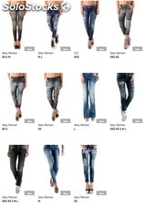 Stock Jeans Donna
