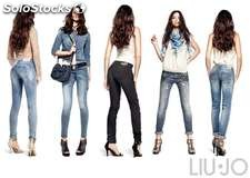 "Stock jeans donna firmati ""LIU JO"" Bottom Up"