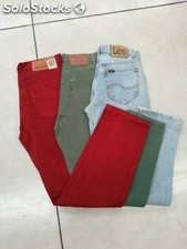Stock jeans levis & lee, ecc..