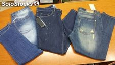 Stock jeans uomo made italy