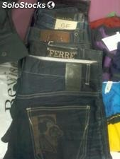 Stock Jeansów GF.Ferre,Brooks,Just Cavalli