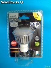 Stock lampade led gu10 5w