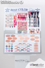 Stock make up best color con espositore