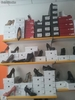 stock scarpe guess-coccinelle - red wall-tosca blu-bloch-dr scholl 250 paia - Foto 3