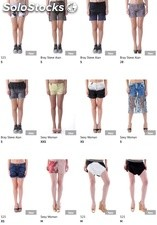 Stock Short Donna
