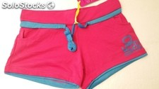 Stock Shorts Donna 65% cotone