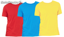 Stock T-shirt Canvas