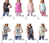 Stock T-Shirt Top Donna Primavera/Estate - Foto 2