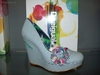 stock woman shoes