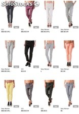 Stock Women's Pants