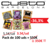 Stocks ropa marca Custo - Foto 2