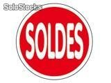 Stop-rayon rond soldes
