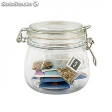 Storage canister, 500 ml transparente cristal