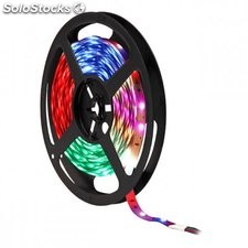 striscia led rgb 5 metri volcano led-rgb 5m