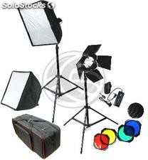 Studio lighting kit G (EW57)