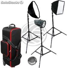Studio lighting kit H (EW58)