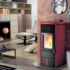 Stufa a pellet - ELENA AIRPLUS KW 2.5 - 11.0