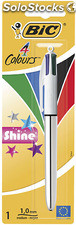 Stylo-bille 4 colours shine bic