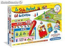 Stylo parlant 60 activitis