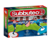 Subbuteo playset atlético de madrid uefa champions league