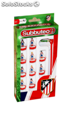 Subbuteo team box atlético de madrid