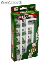 Subbuteo team box real betis balompié