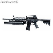 Subfusil Combat Zone Model 4 muelle 6 mm Heavy Weight