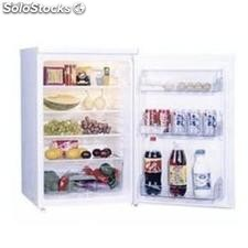 Substruction fridge, static cooling, 130lt.