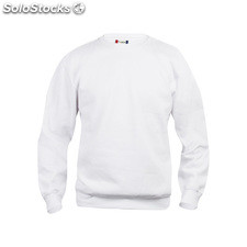 Sudadera basic roundneck normal