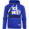 Sudadera born to be free - royal blue - the indian face - 8433856057478 -