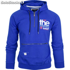 Sudadera free and spirit 1980 - royal blue