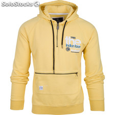 Sudadera free and spirit 1980 - yellow