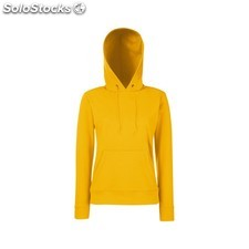 Sudadera fruit of the loom capucha lady-fit
