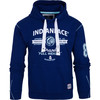Sudadera full weight - navy blue - the indian face - 8433856057690 -
