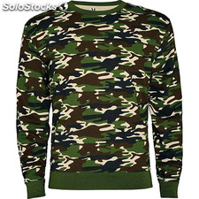 Sudadera Hombre m camuflaje bosque nature street collection