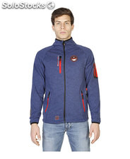 sudadera hombre norway geographical azul (40003)