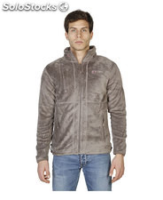 sudadera hombre norway geographical gris (40013)