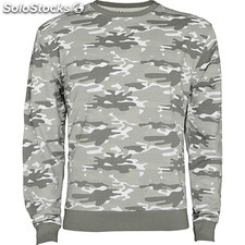 Sudadera Hombre xxl camuflaje gris nature street collection