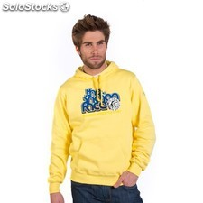 Sudadera indian rules amarilla