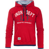 Sudadera indn dept experience - rojo - the indian face - 8433856051438 -